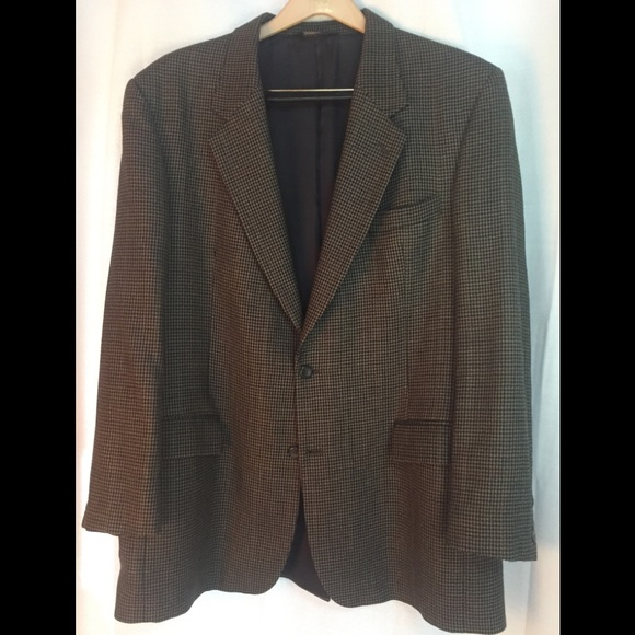 Jos. A. Bank Other - Jos A Bank houndstooth wool sport coat